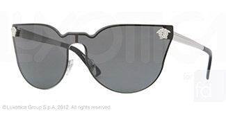 a4b5dd9a7a3c Versace Rimless Sunglasses Ve2120